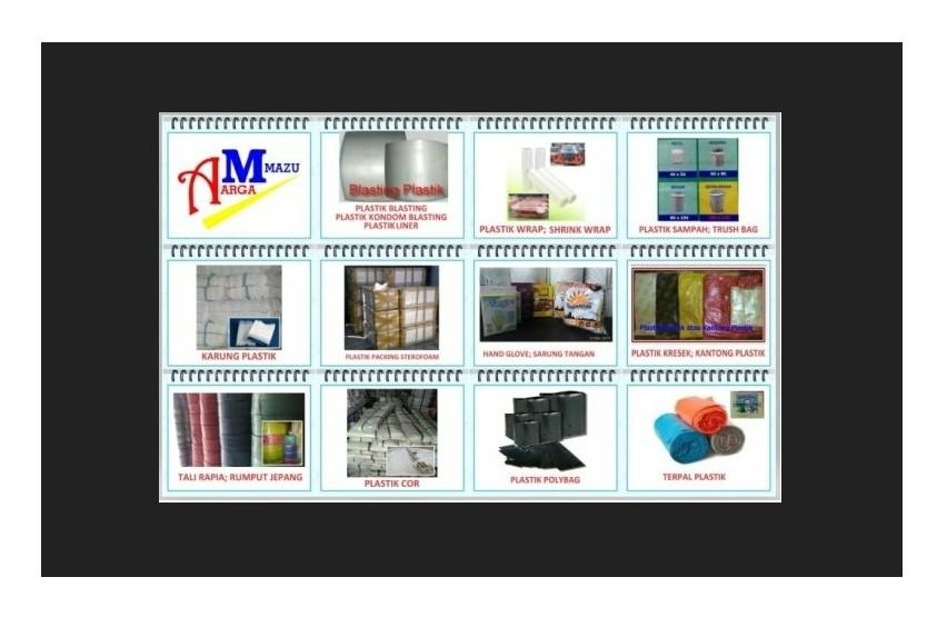 Product argamazuplastik.com