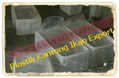 Plastik Kantong Ikan Export