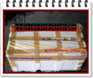 Plastik Packing Styrofoam Ikan